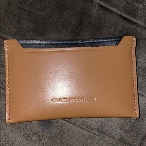 Club Monaco brand new men's card holder